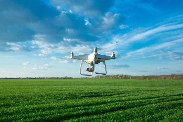 Precision farming drone - HT Apps